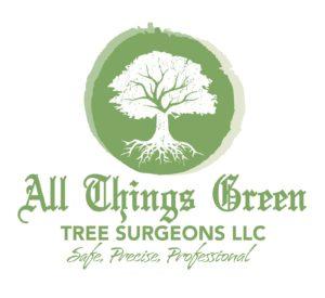 Logo for All Things Green Tree Surgeons, LLC