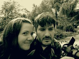 David and Jennie Orr